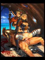 【巨乳】【女王様】【ふたなり】エロ画像集