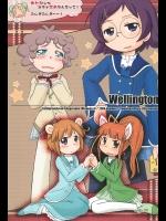 (C70) [甘味処USB (ふりり)] Wellington (ふしぎ星の☆ふたご姫)