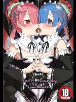 (C91) [ロウスラスト (つながみ)] twin Candy (Re:ゼロから始める異世界生活)