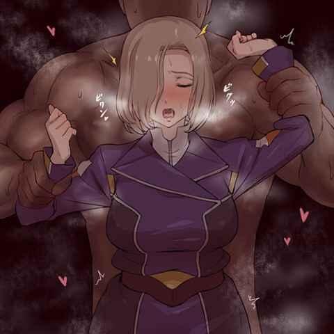 【エロ漫画】屈辱に耐えるヒロイン!悔しそうな表情エロすぎwww