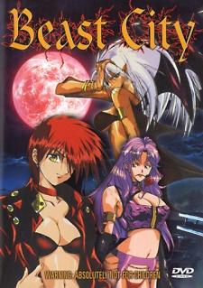 Beast City Hentai Series