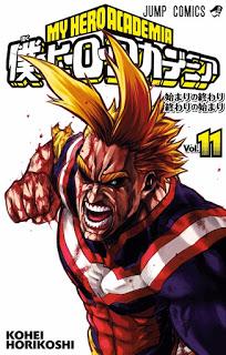 僕のヒーローアカデミア 第01-11巻 [Boku no Hero Academia vol 01-11]