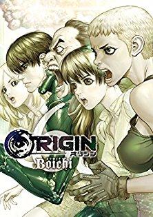 ORIGIN -オリジン- 第01-06巻