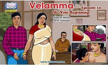 Velamma 12 - The New Beginning