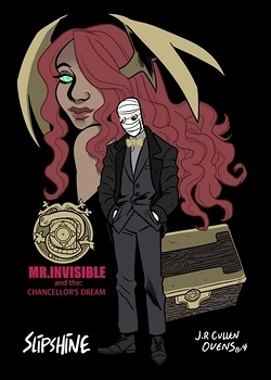 Mr Invisible & The Chancellor's Dream 1