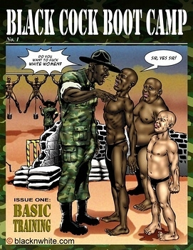 Black Cock Boot Camp