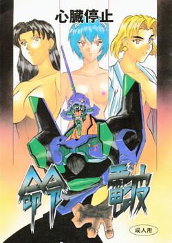 (C50) [H.P.C. Meirei Denpa (Yasumaro Oono)] Meirei Denpa Shinzoku Teishi (Neon Genesis Evangelion)