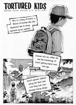 [Kharisma Jati] Tortured Kids [English]