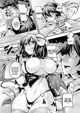 Free Hentai Manga, English Adult Porn Succubus Night [Doumou]