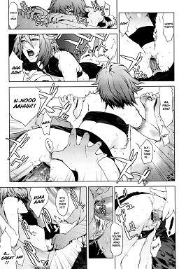 Free Hentai Manga, English Adult Porn Predation [Yukimi]