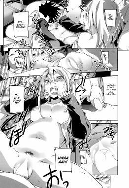 Free Hentai Manga, English Adult Porn Dokkyun Ladies (Ba-dump Ladies) [Sameda Koban]
