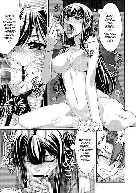 Yumihara-san datte Shishunki nandesu!! (Buddy Complex) primehentai