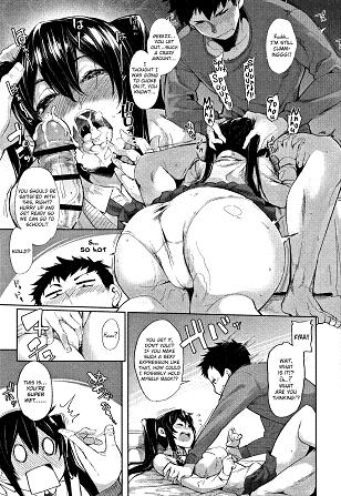Morning Call (Koakuma Kanojo no Sex Jijou.) hentaimangaly