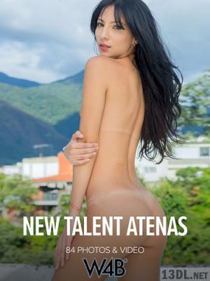 [Watch4Beauty×Atenas] 2018-01-14 New Talent