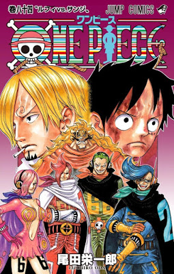 [Manga] ワンピース 第01-84巻 [ONE PIECE Vol 01-84] Raw Download