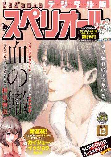 ビッグコミックスペリオール 2017年12号
