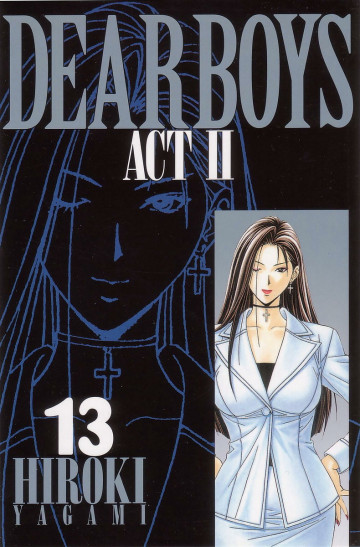 DEAR BOYS ACT II 13