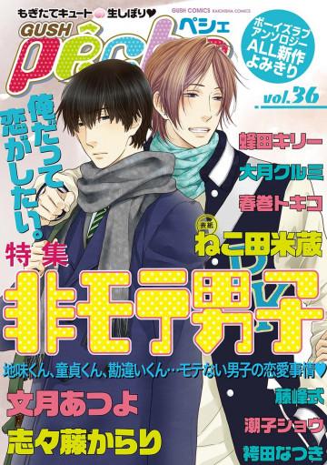 GUSHpeche vol.36 特集 非モテ男子