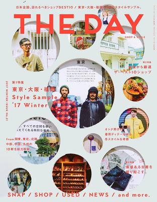 [雑誌] THE DAY (ザデイ) mid winter 2017年01月号 RAW ZIP RAR DOWNLOAD