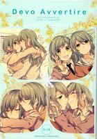 放課後の教室で双子姉妹が百合えっち(シリアス風味)