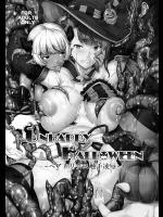(C91) [ばな奈工房 (青ばなな)] NHAPPY HALLOWEEN ~ベアトリクス触手凌辱~ (グランブルーファンタジー)