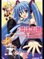 [小糸創作所]MiX:XiM vocaloid 2&3 collection fan book