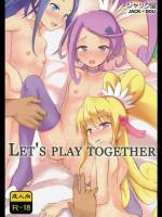 [ジャック堂]LETs PLAY TOGETHER (ドキドキ!プリキュア)