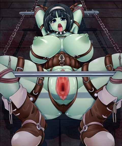 敗北した女戦士が「くっ…悔しい!殺せ!!」とか言いながらオークにブッホブホハメられるエロ画像wwwwww part09