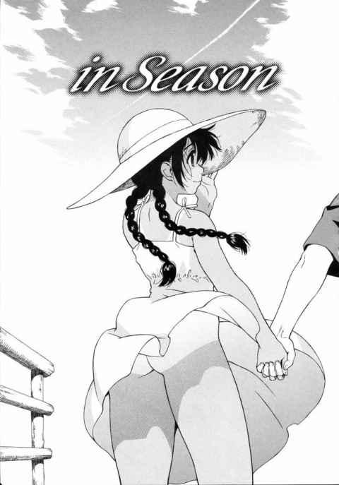 【エロ漫画】クソ暑い田舎の夏でイチャコラアンアンしまくるだけのセリフすら少ないエロ漫画が理想の夏休みすぎて困るwww