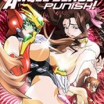 Angel Blade Punish! Hentai Series