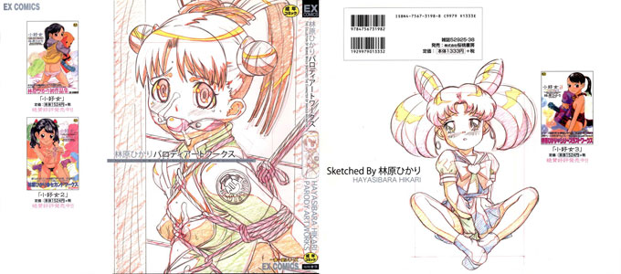 manga-hentai-parody-artworks-hayashibara-hikari