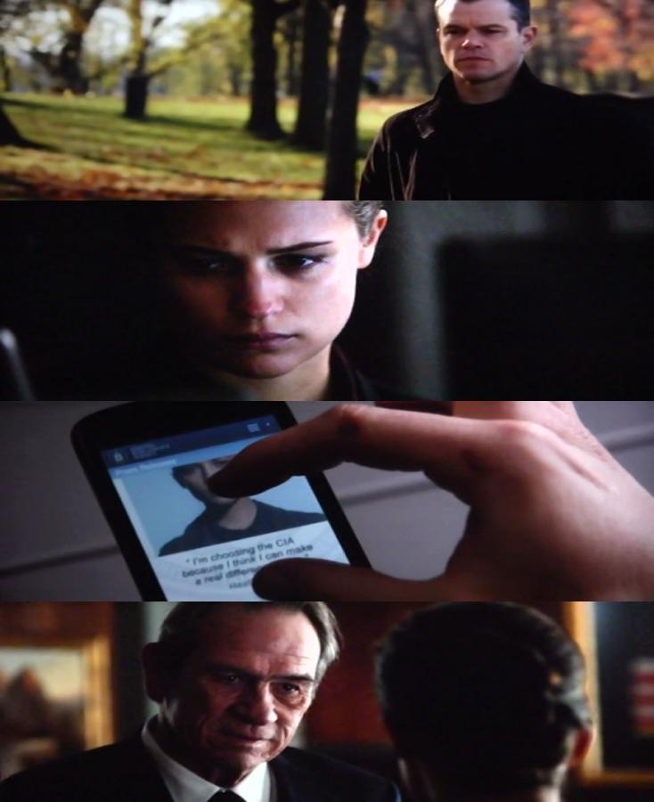 Jason Bourne 2016 Screen Shots