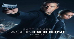 Jason Bourne Torrent Full HD Movie 2016 Download