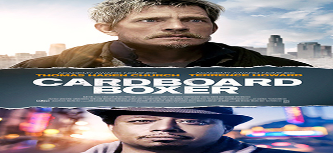 Cardboard Boxer Torrent Full HD Movie 2016 Download