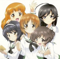 GIRLS und PANZER DRAMA CD Booklet 03.jpg