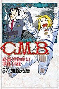 C.M.B.森羅博物館の事件目録 第01-37巻 [C.M.B Shinra Hakubutsukan no Jiken Mokuroku vol 01-37]