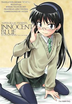 (COMIC1☆3) [Aspergillus (Okara)] Innocent Blue (Zettai Karen Children) [English] [biribiri]