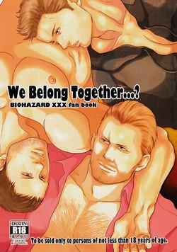 (C87) [Takeo Company (Sakura)] We Belong Together…? (Resident Evil)