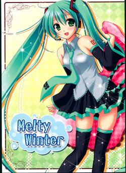 [Mizukoshi Mayu/ bindzume shojo. ]melty winter(Vocaloid)