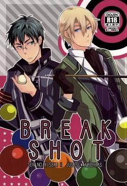 BREAK SHOT (The Legend of Heroes: Sen no Kiseki)