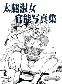 (CR26) [White Elephant (Various)] Futomomo Shukujo Kannoushashinshuu (AIKa)