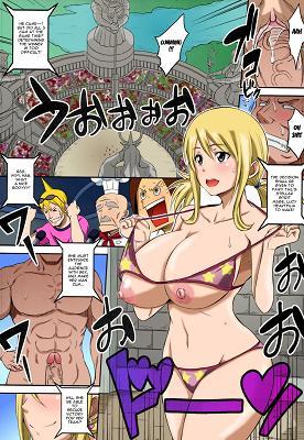 Sex manga tail fairy Fairy Tail