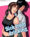 Sick from drinking - BLACK LAGOON