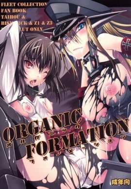 【艦隊これくしょん~艦これ~】ORGANIC FORMATION【エロ同人誌】
