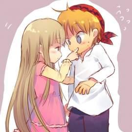 【魔法陣グルグル】ニケとククリがかわいい【非エロ】