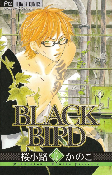 BLACK BIRD(桜小路かのこ) 12